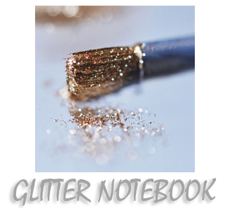 INGOLDEN - MY GLITTER NOTEBOOK